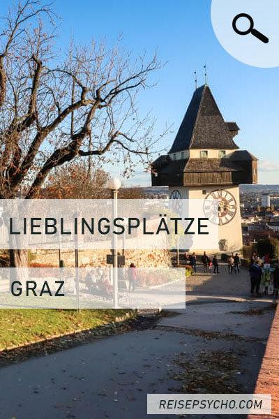 Schönste Plätze in Graz Pin
