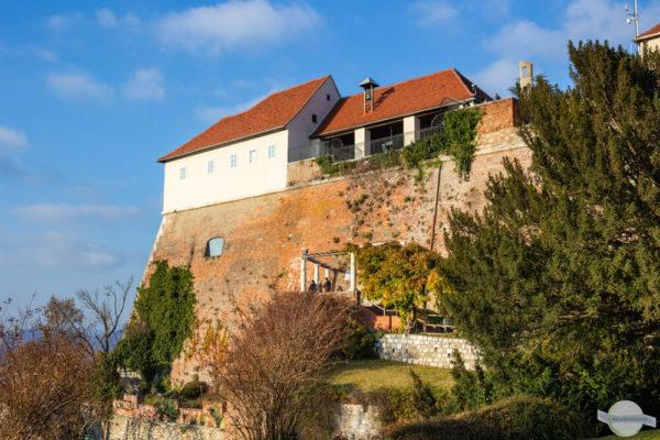 Stallbastei Schlossberg Graz