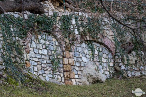 Alte Mauern Schloßberg