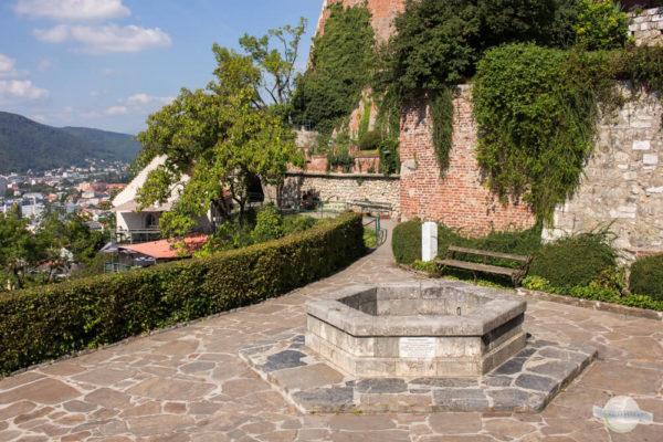 Türkenbrunnen am Schloßberg