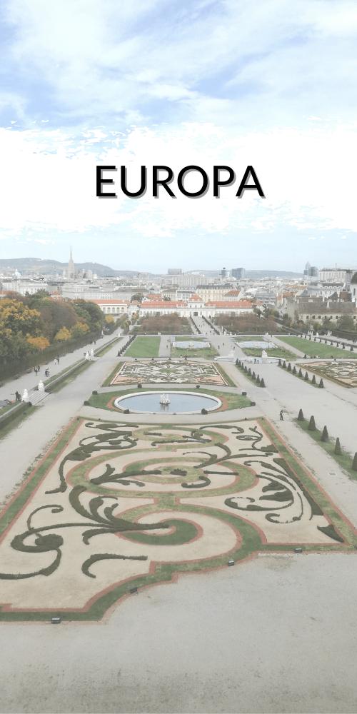 Europa Reisen Blog