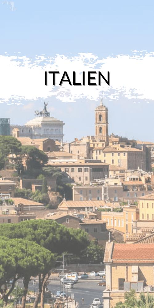 Italien Blog