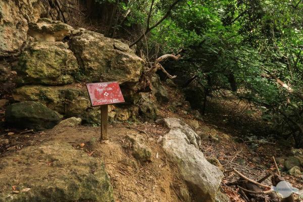 Eingang zum Tal der Mühlen