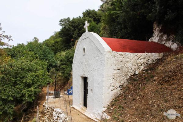 Kleine orthodoxe Kirche