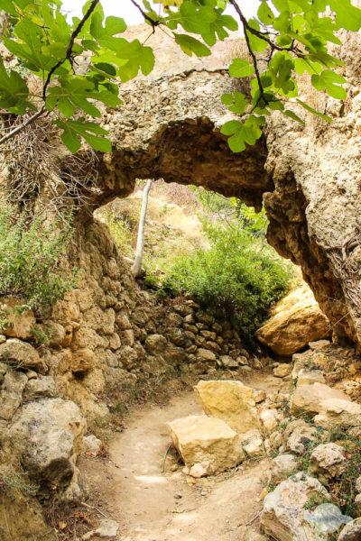 Steintor zum unten durch gehen