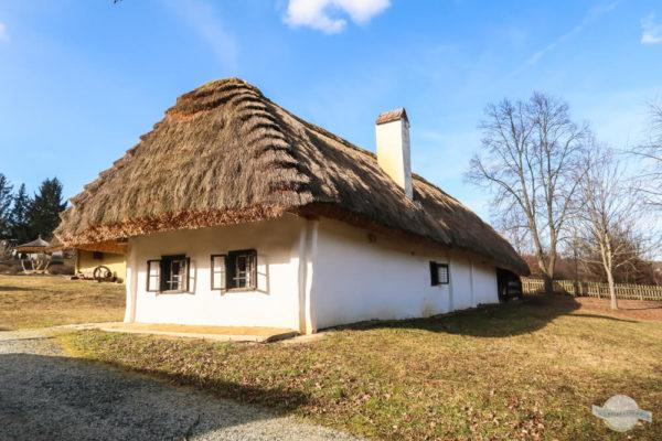 Altes Bauernhaus aus dem Burgenland