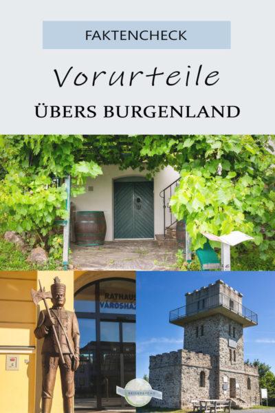 Pin Burgenland-Fakten und Mythen: Vorurteile am Prüfstand