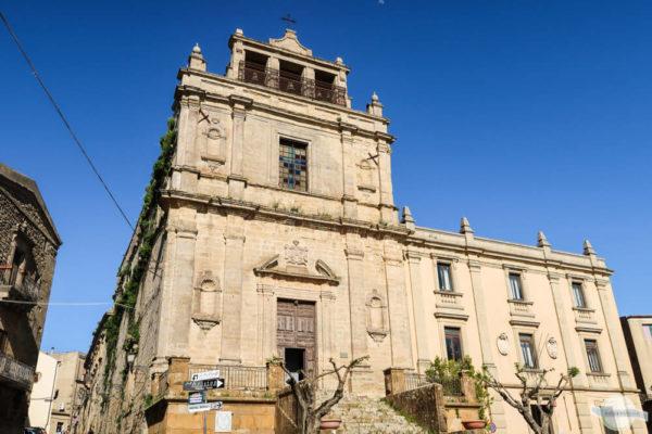 Chiesa Santa Chiara Enna