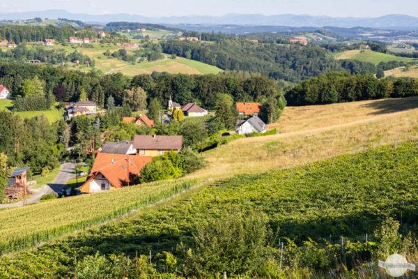 Hügeliges Burgenland