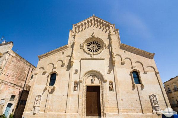 Der Dom in Matera