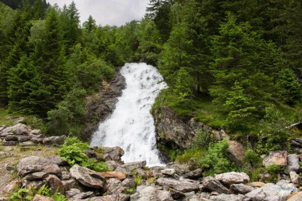 Wasserfall Schwarzensee