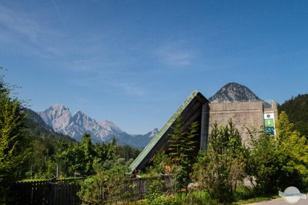 Nationalpark Pavillon Gstatterboden im Gesäuse