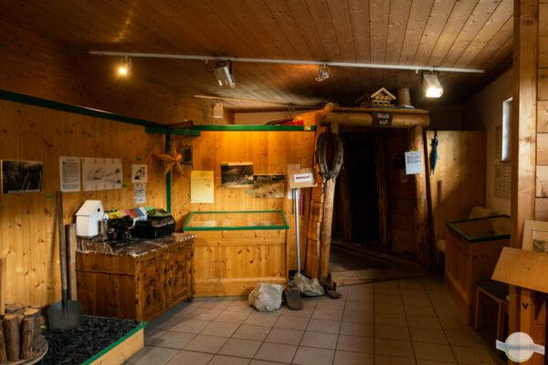 Köhlerzentrum Hieflau
