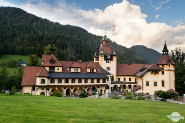 Schloss Kassegg im Gesäuse