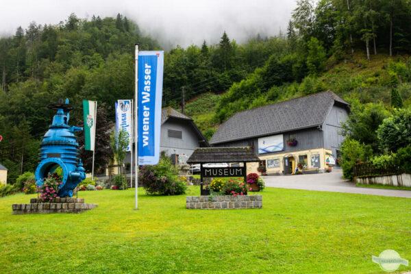 Museum Hochquellwasser in Wildalpen