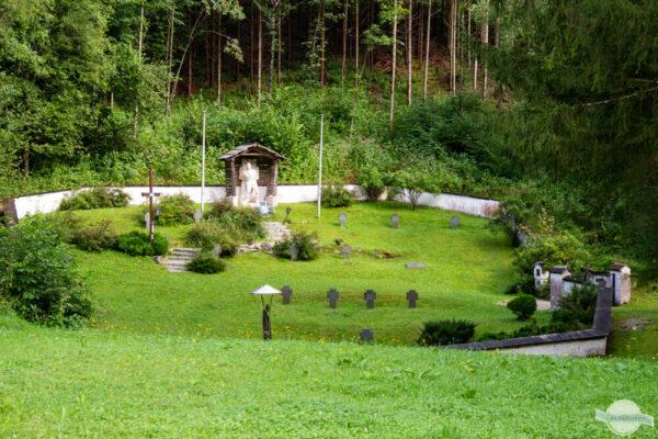 Soldatenfriedhof Hieflau