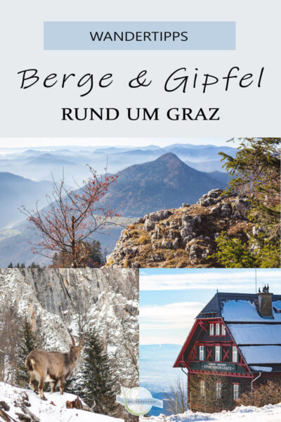 Pin Grazer Bergland