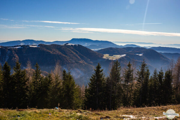 Gipfeln im Grazer Bergland