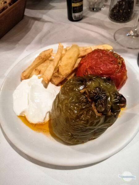 Gefülltes Gemüse Kreta