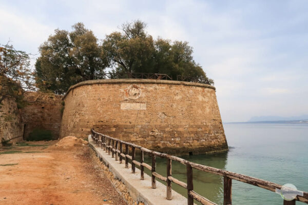 Bastion in Chania