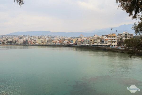 Stände in Chania Kreta