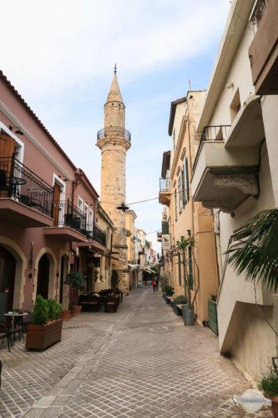 Minarett auf Kreta