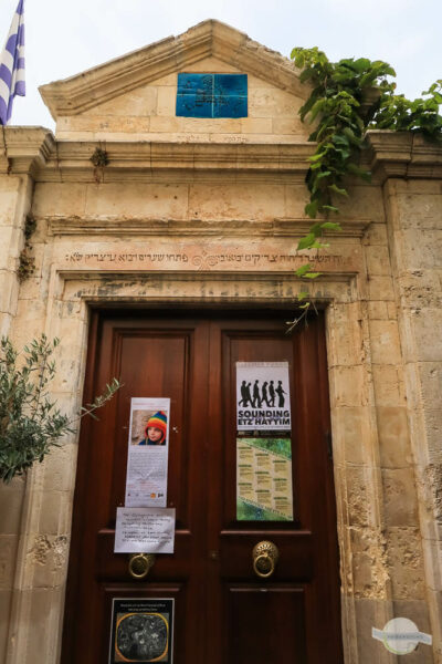 Synagoge Chania