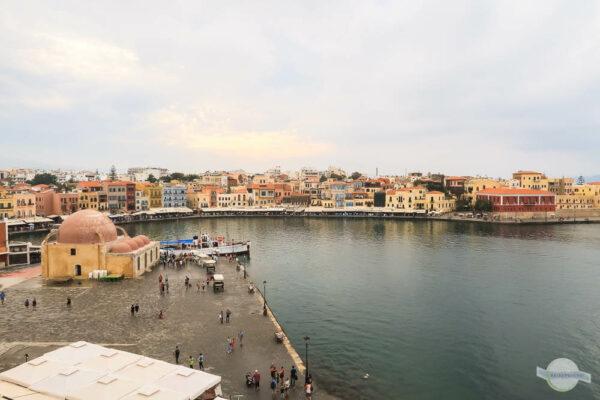 Chania Tipps Hafenstadt auf Kreta
