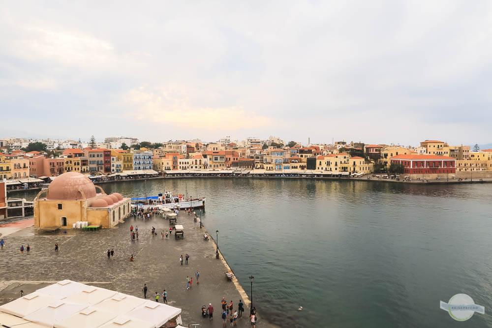 Chania Tipps – Unterwegs in der kretischen Hafenstadt