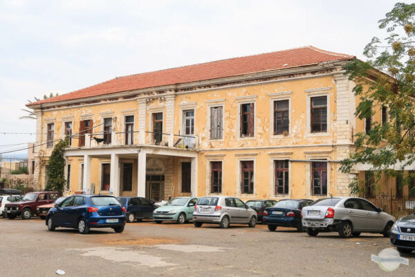 Statthalterpalast Chania