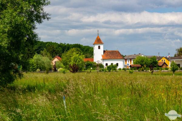 Kirche in Rohr im Burgenland