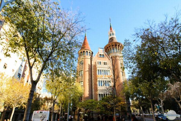 Herbstreise nach Barcelona
