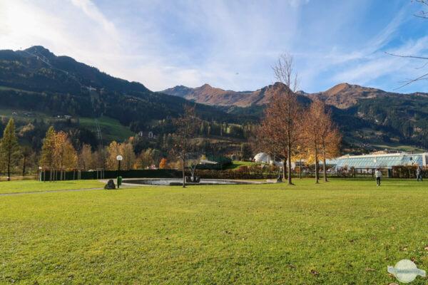 Bad Hofgastein mit der Alpentherme