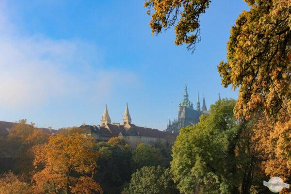 Prag im Herbst besuchen