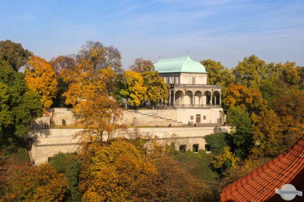Herbstreise nach Prag