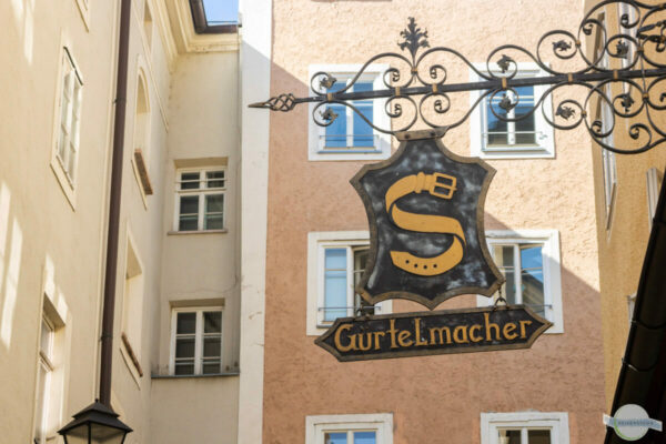 Gürtelmacher in Salzburg