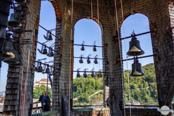 Glocken im Glockenturm