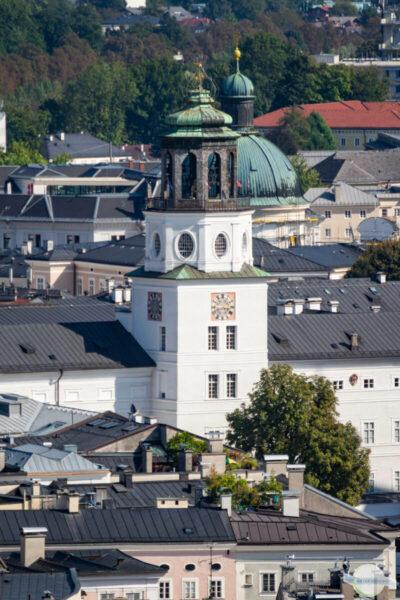 Glockenturm Salzburg