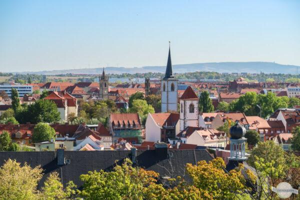 Herbstliches Erfurt