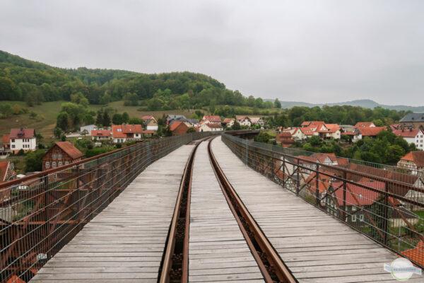 Draisinenfahrt Thüringen