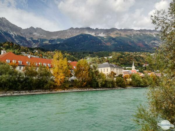 Innsbruck im Herbst