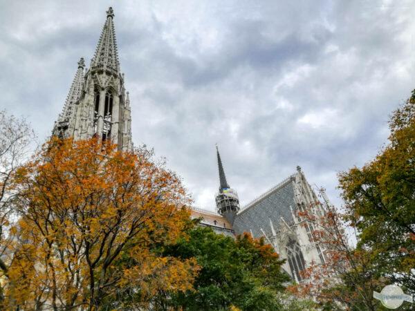 Wien im Herbst