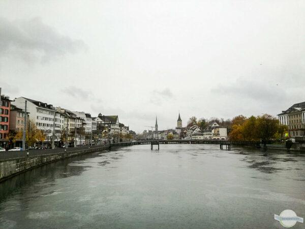 Zürich im November