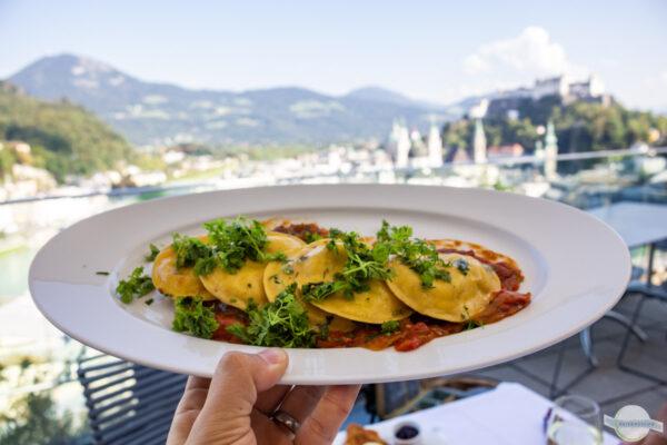 Gut Essen in Salzburg
